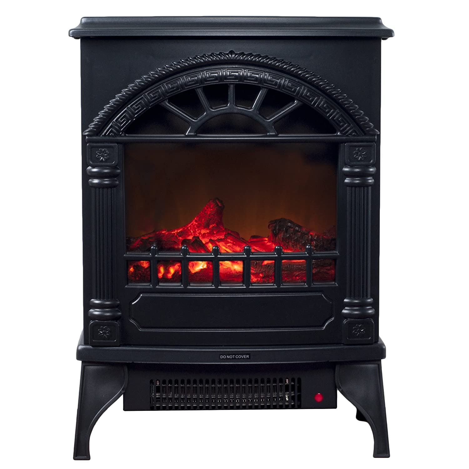 northwest 80 wsd012 freestanding electric log fireplace amazon com