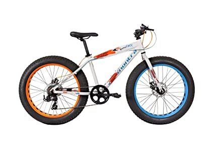 Buy Montra BIGBOY 24 24T 7 Gear Aluminum-Alloy Mountain Cycle, 23 ...