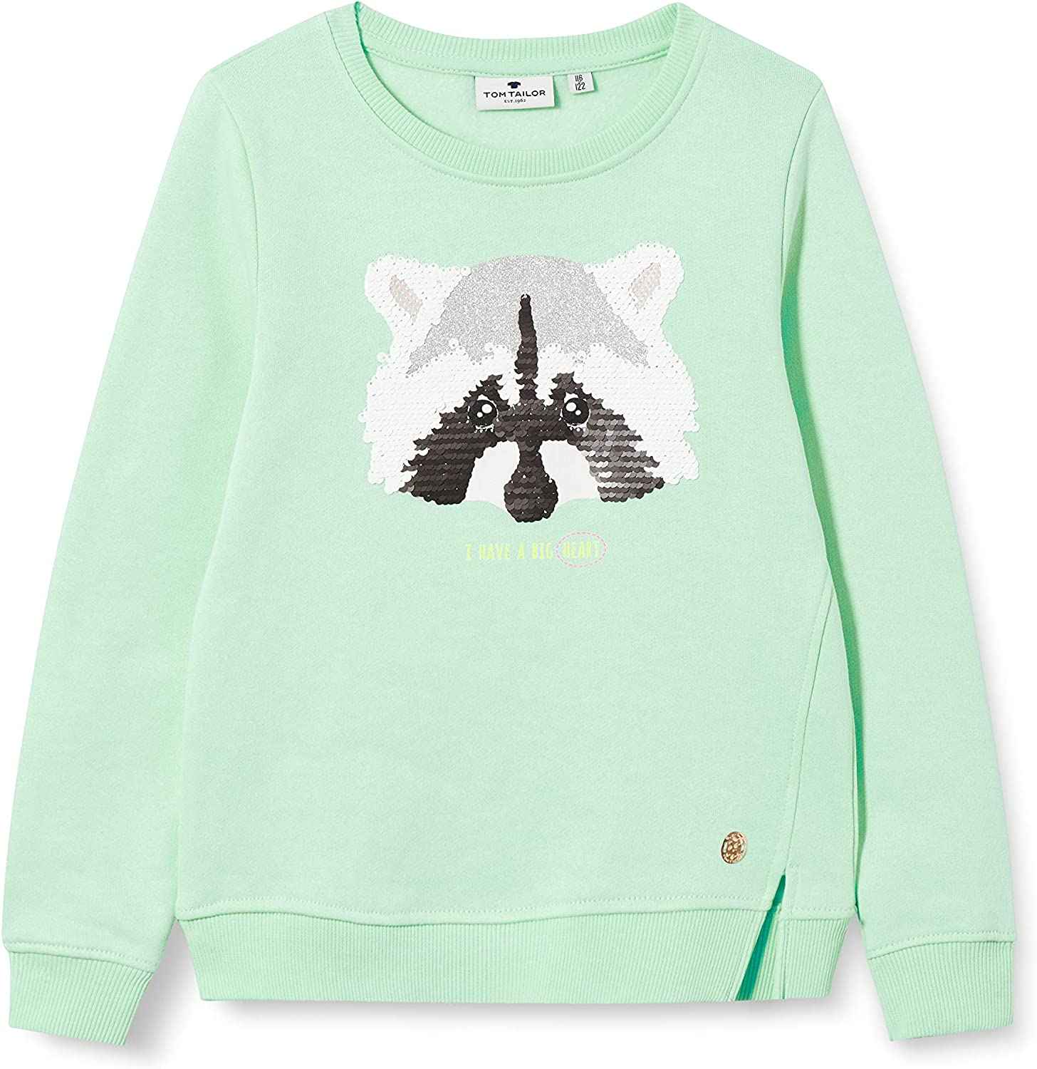 TOM TAILOR Baby-M/ädchen Sweatshirt T-Shirt