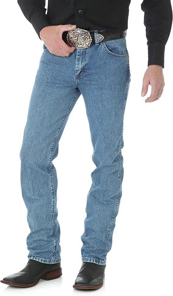 Wrangler Pantalones Vaqueros De Corte Vaquero De Alto Rendimiento Para Hombre Amazon Com Mx Ropa Zapatos Y Accesorios