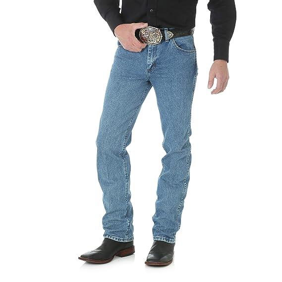 3fd3824f Wrangler Men's Premium Performance Cowboy Cut Jean,Stonewashed,28x30
