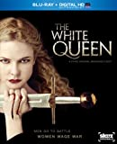 The White Queen [Blu-ray + Digital Copy]