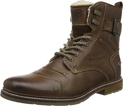 newest shopping wholesale outlet bugatti Men's 321622513200 Classic Boots: Amazon.co.uk: Shoes & Bags
