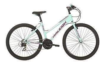 Raleigh Women S Neve 1 18 Speed Off Road Hardtail Mountain Bike