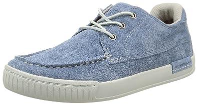 4de5de587b8b02 Caterpillar Recurrent, Chaussures à lacets homme, Bleu (Blue Mirage), 42 EU