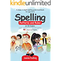 Spelling Patterns and Rules for 5th Graders: To learn, improve & have fun with s