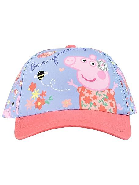 Peppa Pig Girls Baseball Cap One Size  Amazon.ca  Clothing   Accessories 30b3f79b9ec