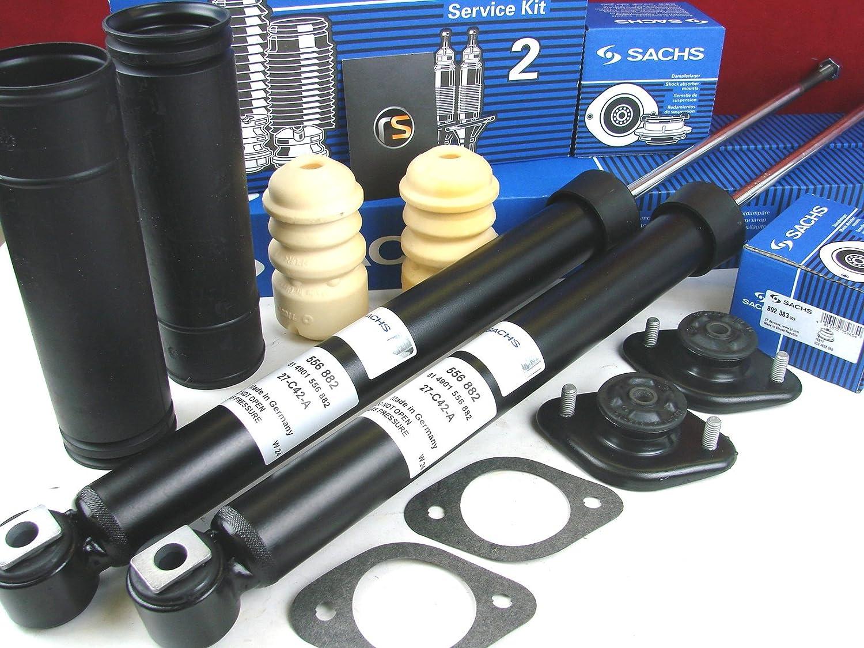 Sachs Kit StoàŸdämpfer Staubschutz Domlager Set Hinten 3er E36 E46 556882 Auto