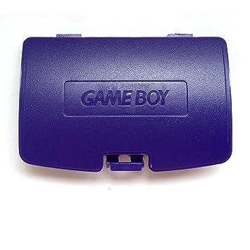 Batería puerta trasera carcasa para Gameboy Color GBC Game ...