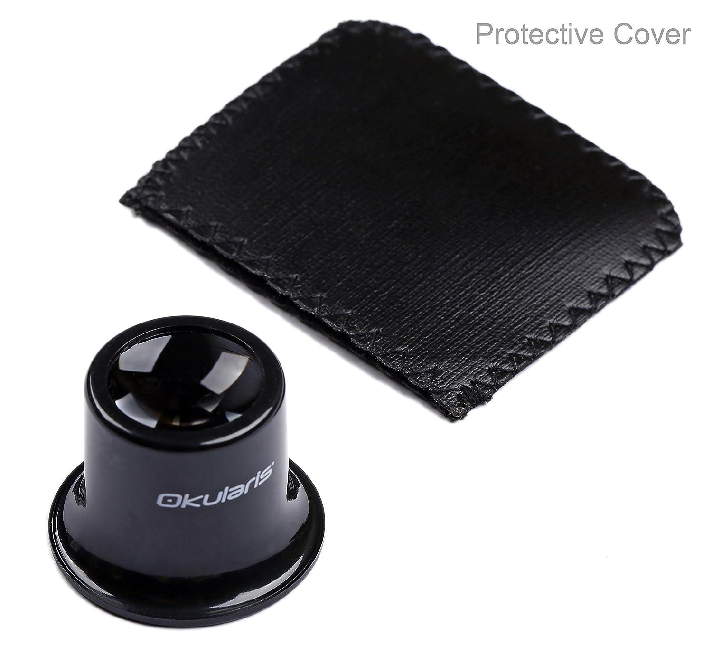 Okularis/® 10x Loupe with 25mm Diameter Lens