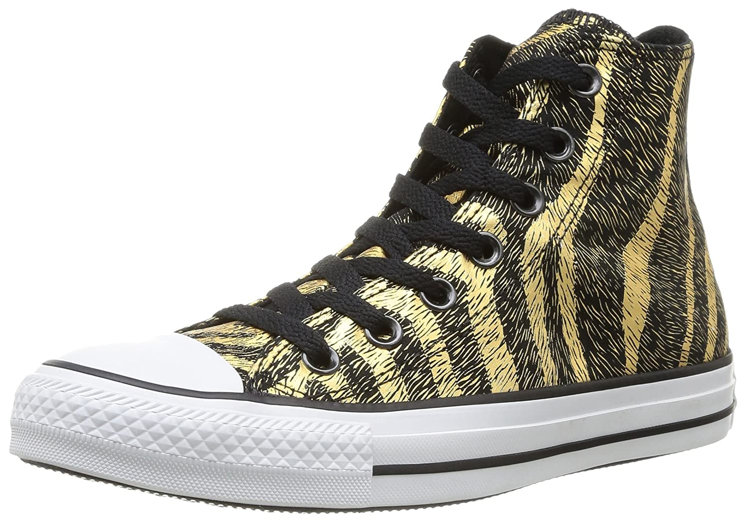 Converse Womens Chuck Taylor All Star Femme Animal Print Trainers