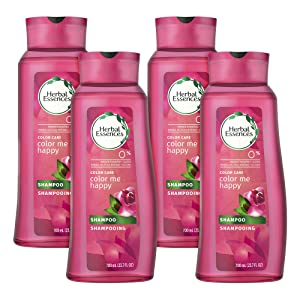 Herbal Essences Color Me Happy Shampoo for Color-Treated Hair, 23.7 fl oz - Pack of 4