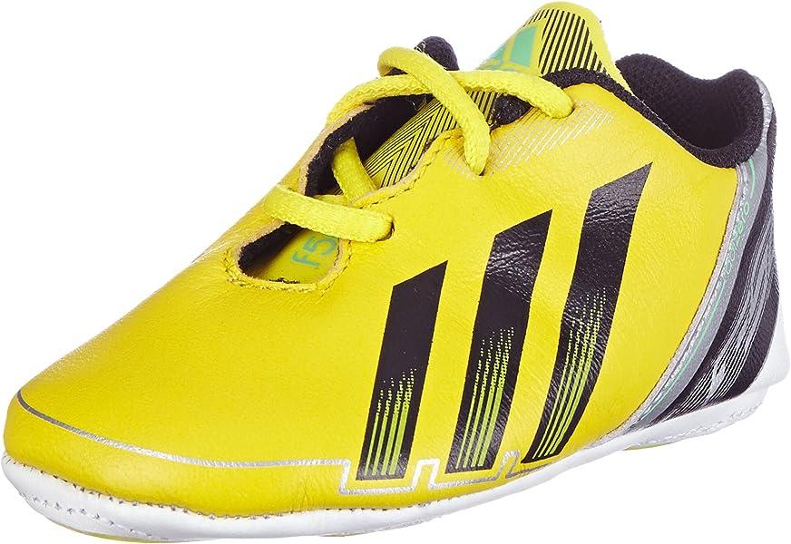 b94c6a91325b2 adidas F50 adizero Crib Q22515 Unisex Baby Shoes for Learning to ...