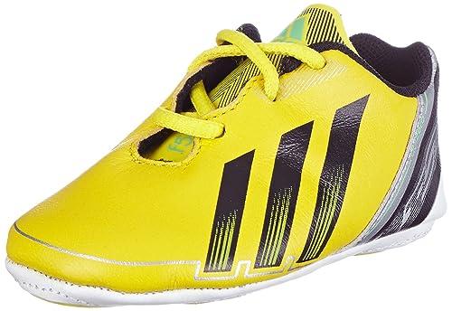 46da6a19ecb Adidas Originals F50 Adizero Crib BB Chaussure De Sport Basket Sneaker Pour  Bébé 18  Amazon.es  Zapatos y complementos