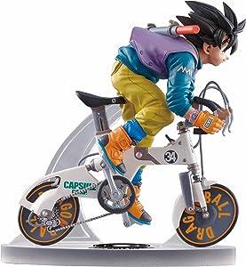 Megahouse Dragonball Z Son Goku Real McCoy Desktop Statue