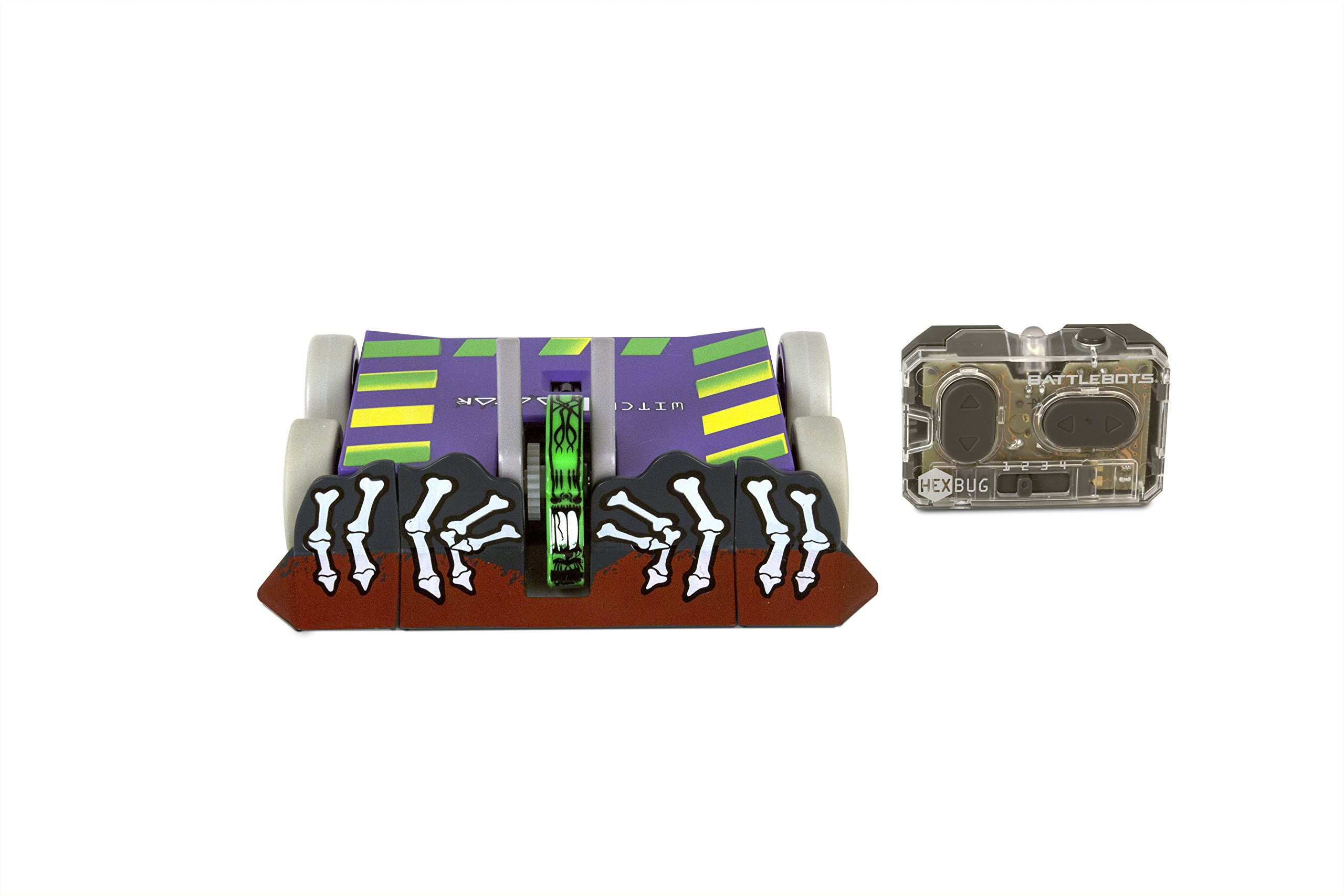 HEXBUG BattleBots Rivals (Tombstone and Witch Doctor) by HEXBUG (Image #5)
