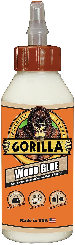 . Gorilla Wood Glue  8 oz      Amazon com