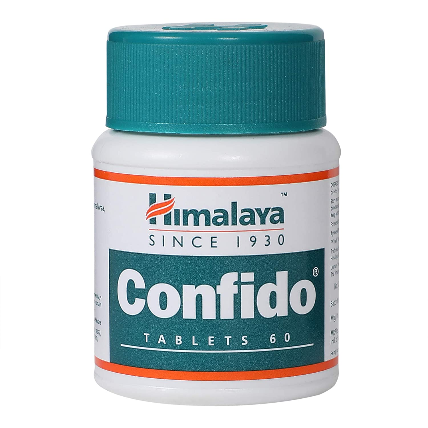 Buy Himalaya Confido Tablets - 60 Counts Online at Low Prices in India -  Amazon.in