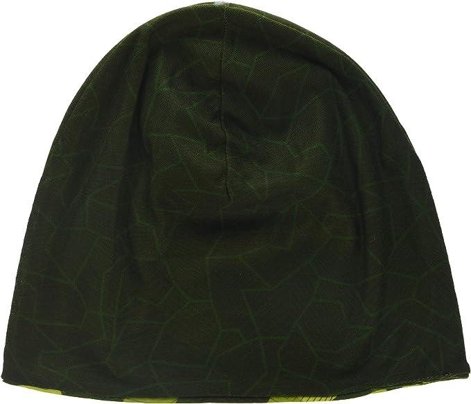 Verde Talla /Única Hombre Original Buff 115332.845.10.00 Gorro de Microfibra