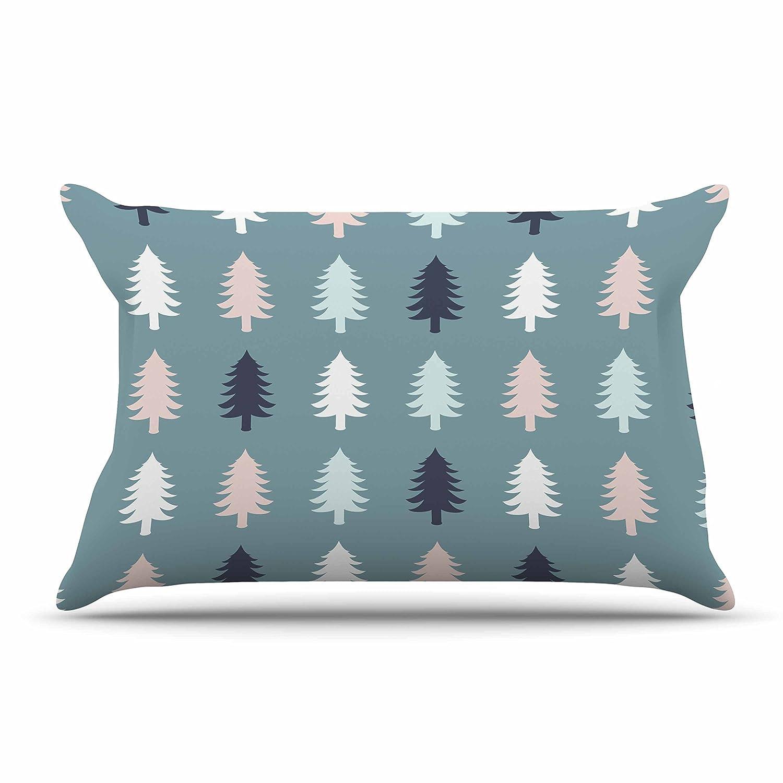 ArtVerse Katelyn Smith 16 x 16 Indoor//Outdoor UV Properties-Waterproof and Mildew Proof Minnesota Love Pillow