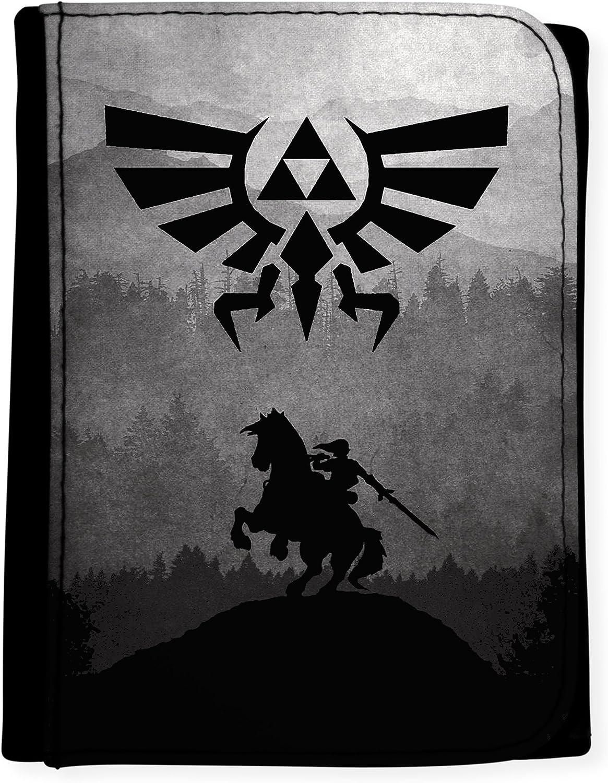 Kanto Factory Porte Feuille The Legend of Zelda Ocarina of Time Link et Epona Triforce