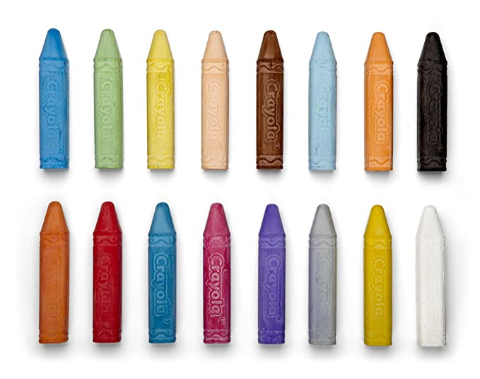 Buy Crayola 48 Count Sidewalk Chalk Online at Low Prices in India ...