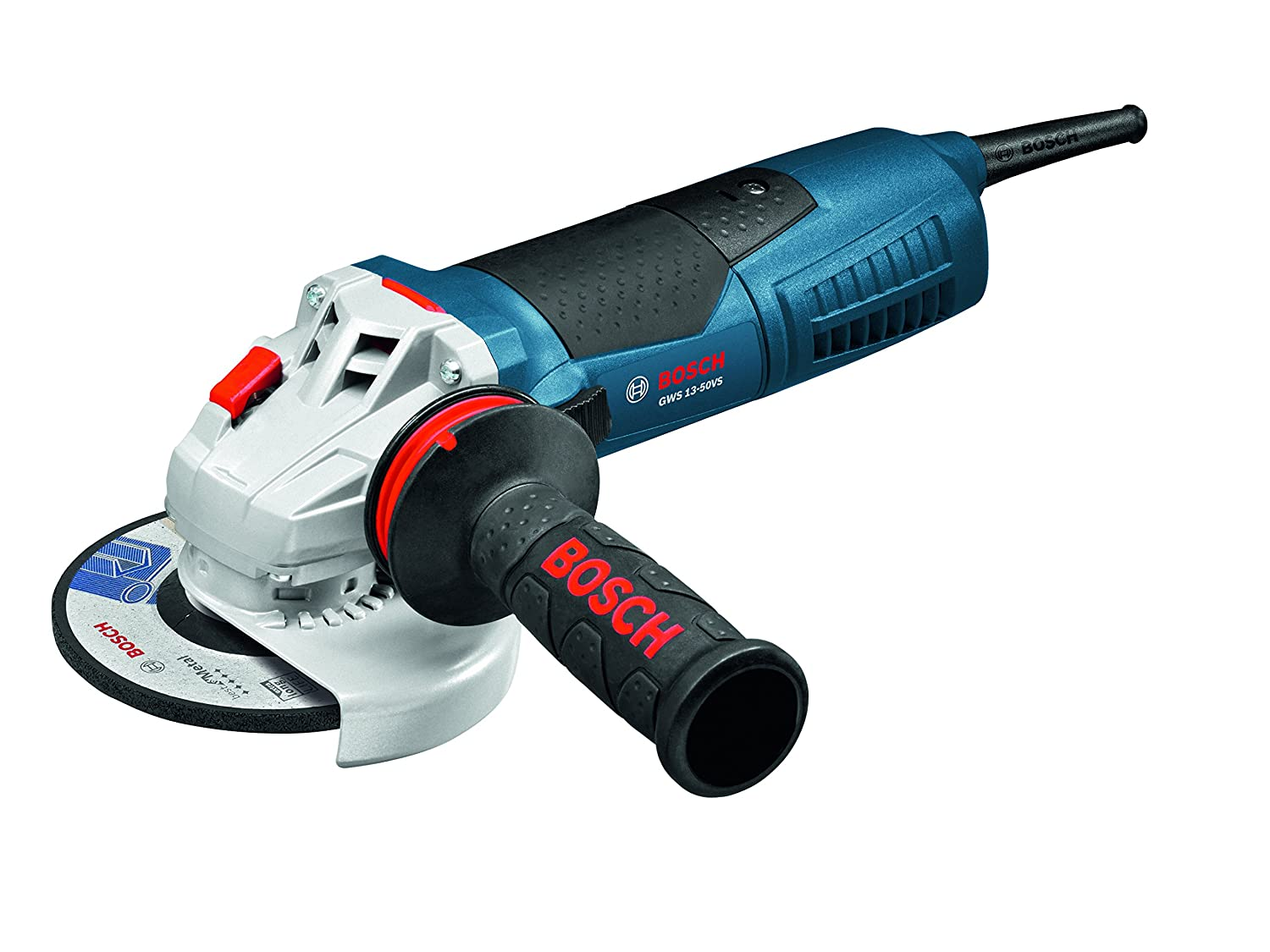 Bosch GWS13-50VS High-performance Angle Grinder