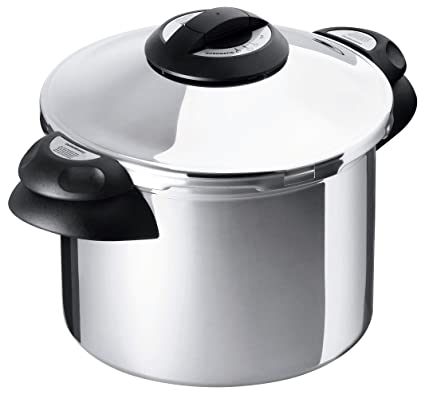 Amazon.com: Kuhn Rikon 4 Liter Duromatic Top Stockpot Pressure ...