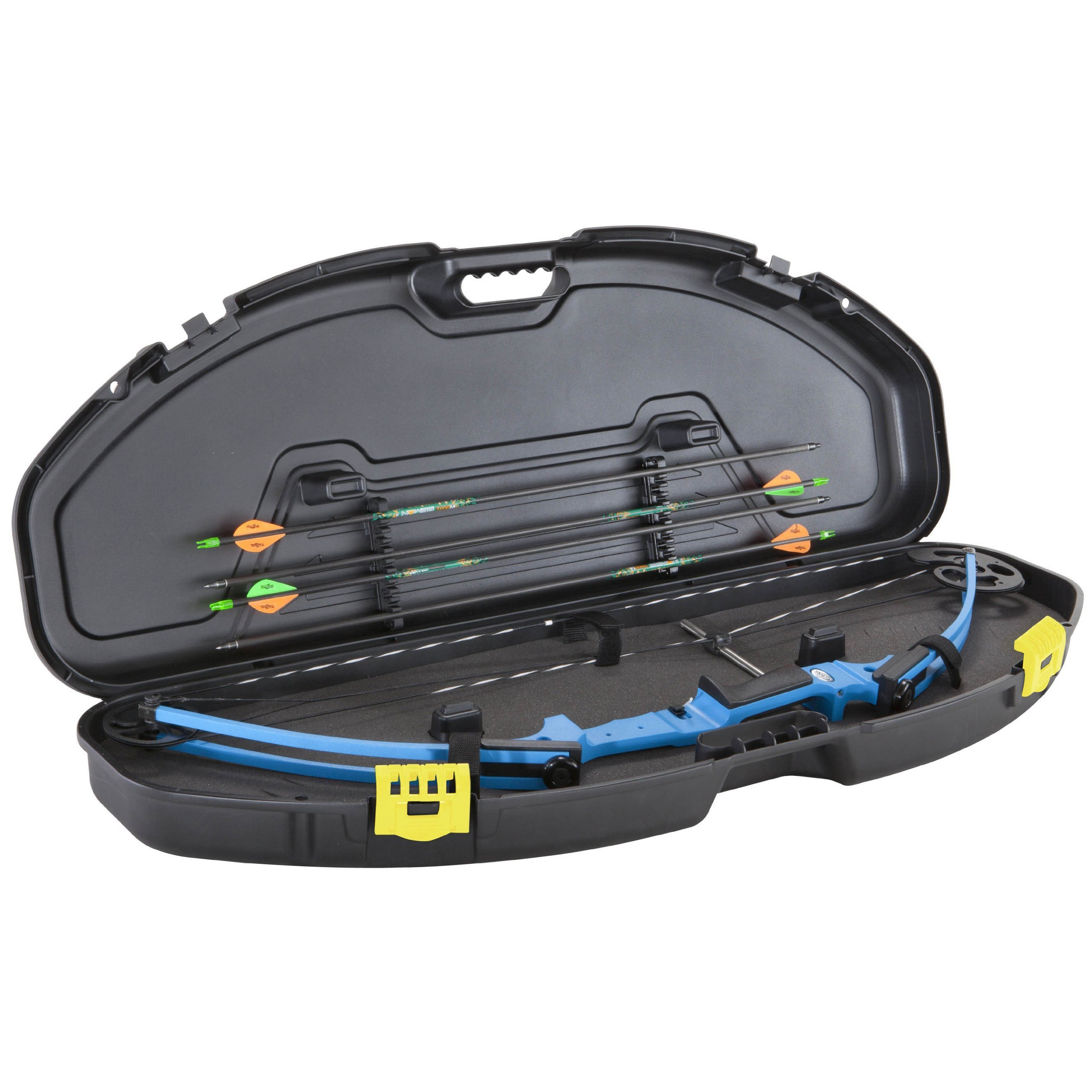 Plano Protector Ultra Compact Pillar Locked Protective Bow Case, Dimensions: 41'' x 15'' x 4.75'' 6 lbs by Plano