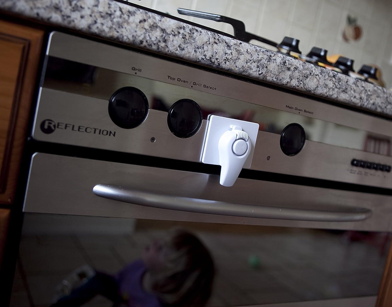CLEVAMAMA - Bloqueo para puerta de horno: Clevamama: Amazon.es: Bebé
