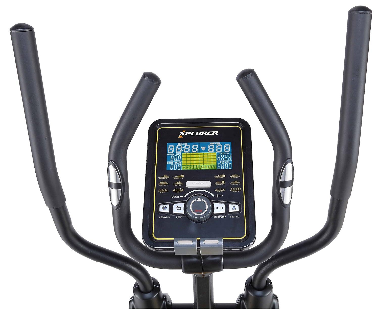 Xplorer Champion Premium Elliptical Crosstrainer Machine: Amazon.es: Deportes y aire libre
