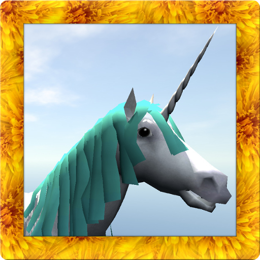 Unicorn Simulator 3D (Bat Pony)