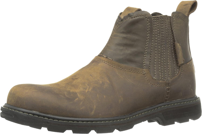 Skechers Men's Blaine Orsen Ankle Boot