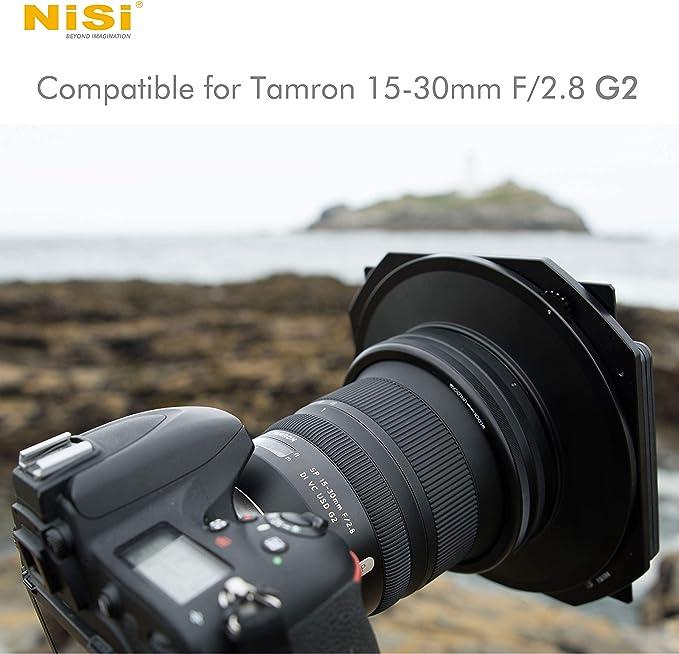 Portafiltro NiSi Q Series System 150mm Para Tamron 15-30mm F2.8 ...