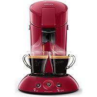 Philips 飞利浦Senseo New Original胶囊咖啡机 奶油加倍 咖啡浓度可选 黑色