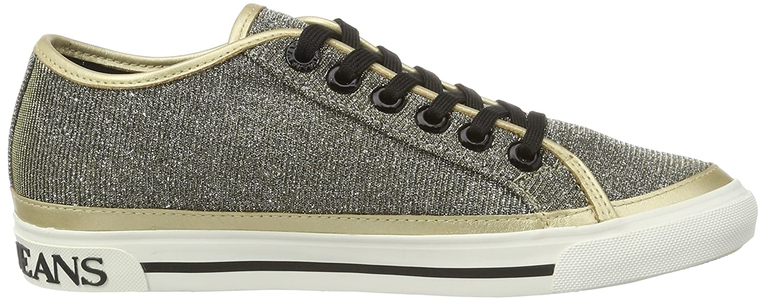 Armani Jeans 9252267p615, Women's Low-Top Sneakers: Amazon.co.uk: Shoes &  Bags