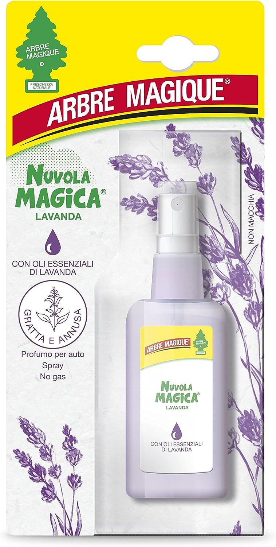 Arbre Magique Nuvola Magica, Deodorante Auto Spray, Fragranza