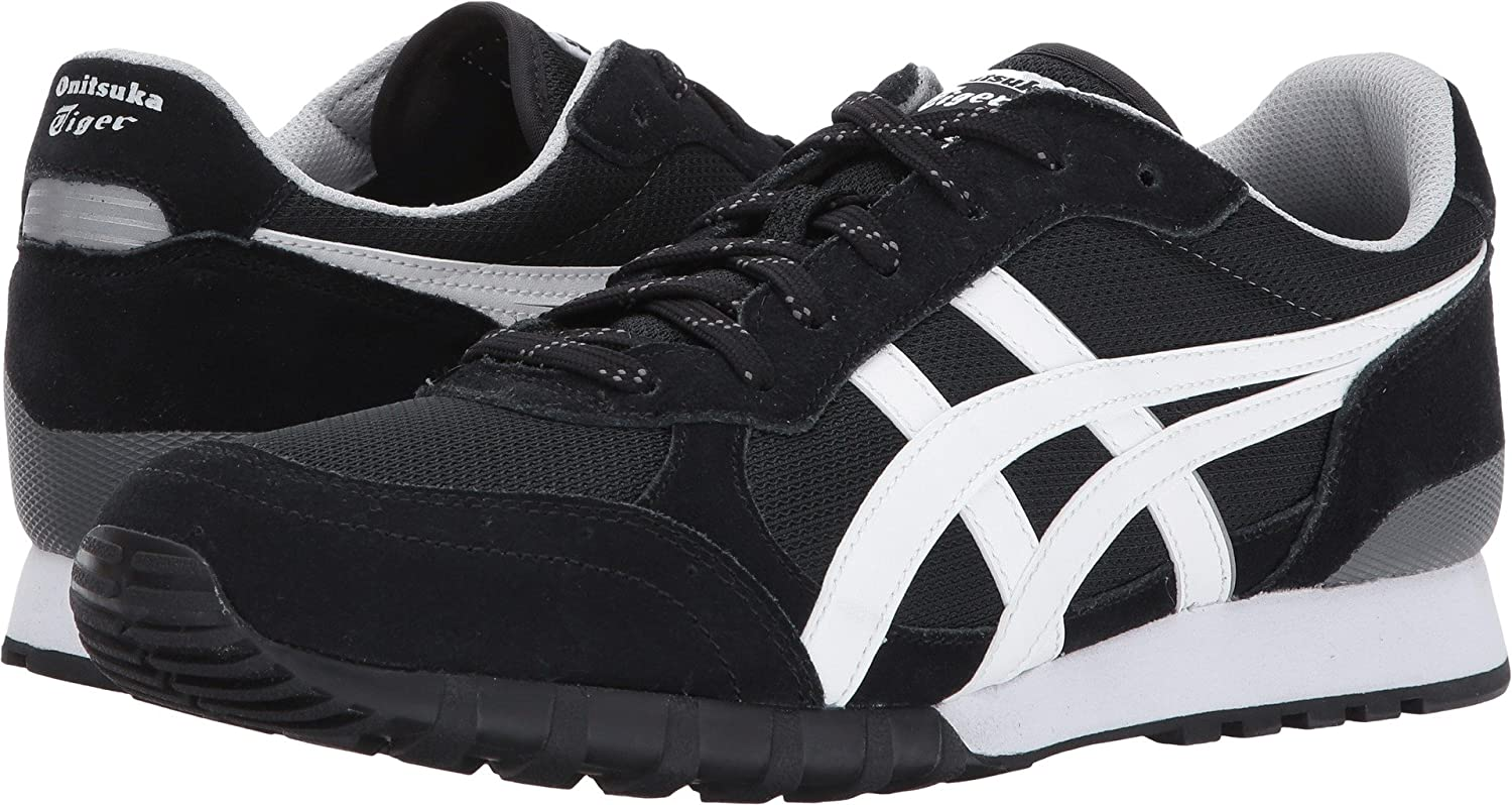 Onitsuka Tiger Colorado Eighty-Five Fashion Sneaker B01N2UV91P 6.5 M US Women / 5 M US Men|Black/White