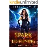 Spark of Lightning (An Urban Fantasy Adventure): Storm Warden Chronicles Book 1