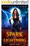 Spark of Lightning (An Urban Fantasy Adventure): Storm Warden Chronicles Book 1