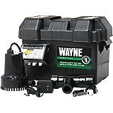 WAYNE ESP15 Battery Back-Up 12 Volt Sump Pump System