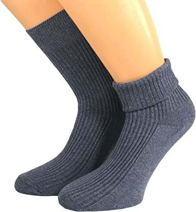 Calcetines Mujer con sobre 100% Algodón - algodón, oscuro mezcla de jeans, 100% algodón 100% algodón, mujer, 35/38: Amazon.es: Ropa y accesorios