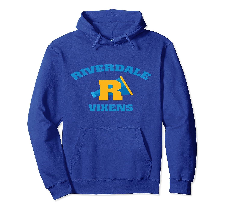 Riverdale Vixens Cheerleader Hoodie-Colonhue