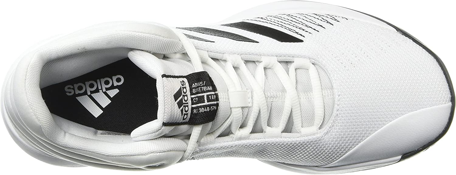 adidas Chaussures Athlétiques White Black Grey