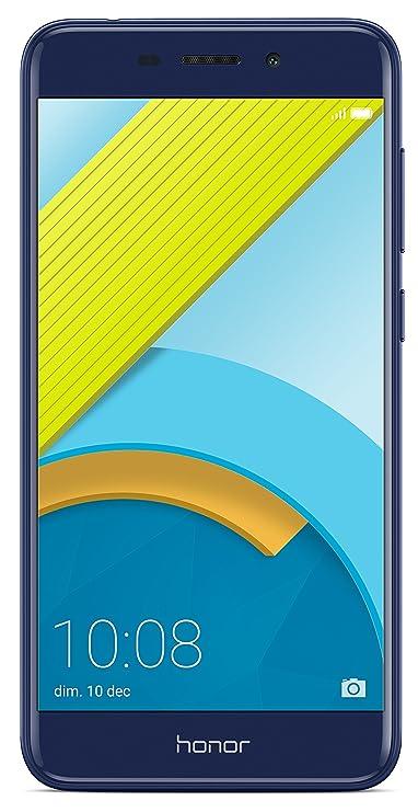 Honor 6C Pro Dual-SIM Smartphone (13,2 cm (5,2 Zoll), 3GB RAM, 32GB speicher, Android, 7.0) blau