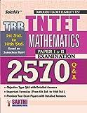 TNTET PAPER I & II MATHEMATICS 2570 Q&A