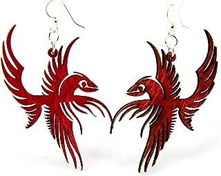 product image for Phoenix Bird Earrings