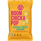 Angie's BOOMCHICKAPOP Cheddar Cheese Popcorn, 4.5 Ounce