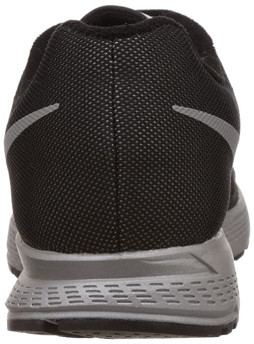 separation shoes 97b0f 495e9 Amazon.com   Nike Mens Zoom Pegasus 31 Flash Black Reflect Silver Running  Shoe 8 Men US   Road Running