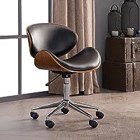 Madonna Mid Century Adjustable Office Chair by Corvus